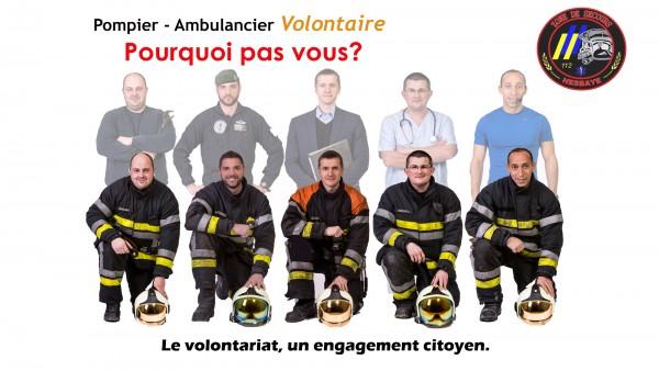 Pompiers volontaires