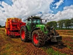 tracteur pour site