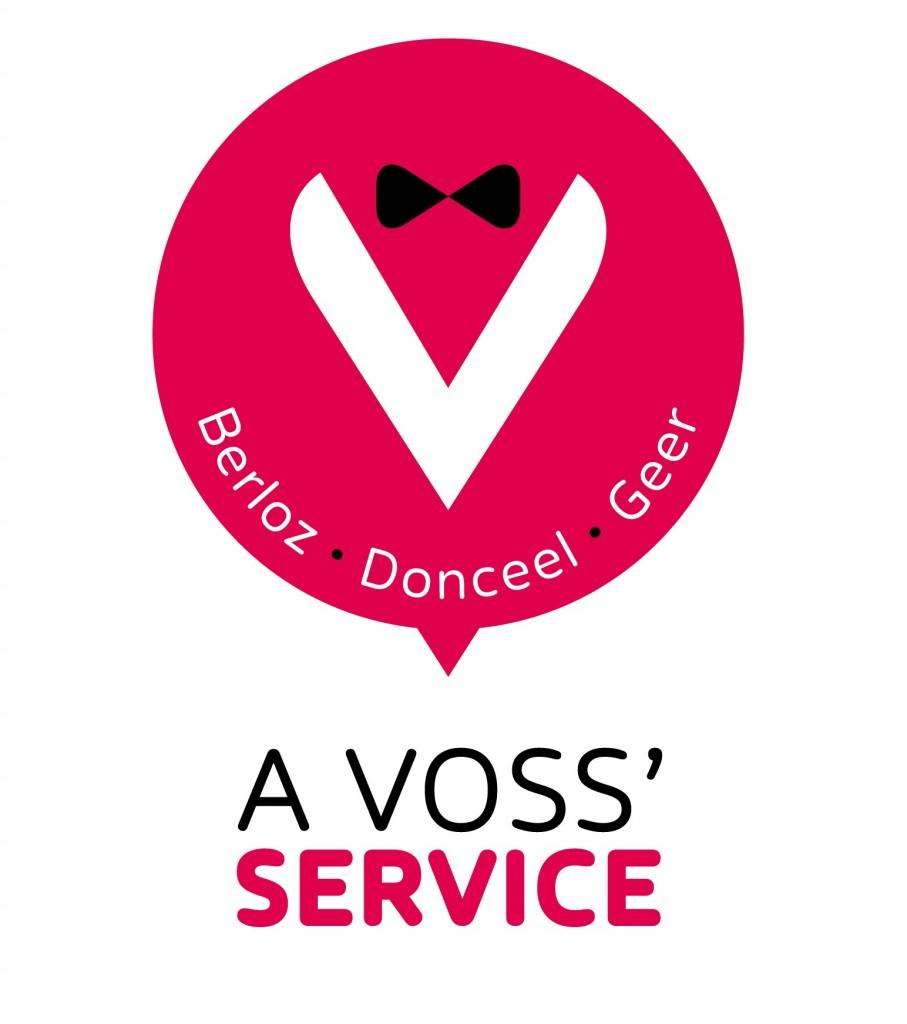 A Voss Service logo